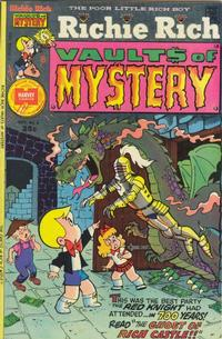 Cover Thumbnail for Richie Rich Vaults of Mystery (Harvey, 1975 series) #6