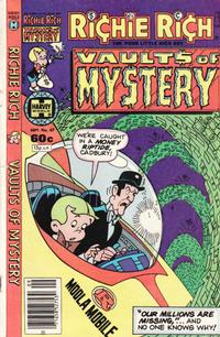 Cover Thumbnail for Richie Rich Vaults of Mystery (Harvey, 1975 series) #47
