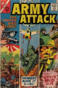 Cover Thumbnail for Army Attack (Charlton, 1965 series) #38