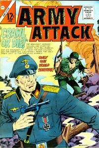 Cover Thumbnail for Army Attack (Charlton, 1965 series) #43