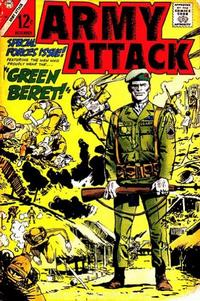 Cover Thumbnail for Army Attack (Charlton, 1965 series) #46