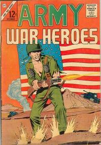 Cover Thumbnail for Army War Heroes (Charlton, 1963 series) #1