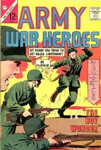 Cover Thumbnail for Army War Heroes (Charlton, 1963 series) #4