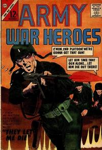 Cover Thumbnail for Army War Heroes (Charlton, 1963 series) #6