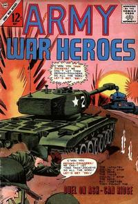 Cover Thumbnail for Army War Heroes (Charlton, 1963 series) #8