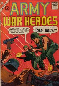 Cover Thumbnail for Army War Heroes (Charlton, 1963 series) #9