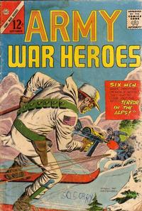 Cover Thumbnail for Army War Heroes (Charlton, 1963 series) #10