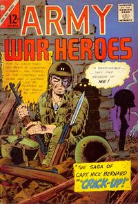 Cover Thumbnail for Army War Heroes (Charlton, 1963 series) #11