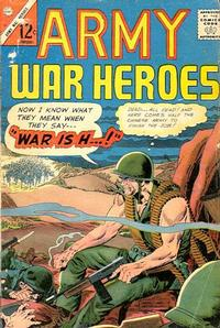 Cover Thumbnail for Army War Heroes (Charlton, 1963 series) #12