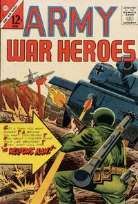 Cover Thumbnail for Army War Heroes (Charlton, 1963 series) #13