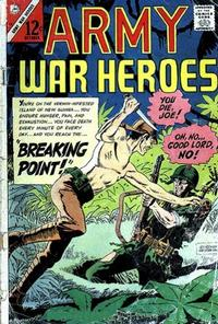 Cover Thumbnail for Army War Heroes (Charlton, 1963 series) #16
