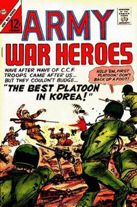Cover Thumbnail for Army War Heroes (Charlton, 1963 series) #18