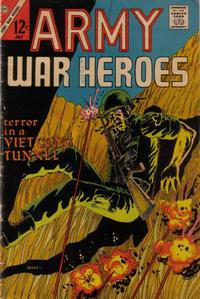 Cover Thumbnail for Army War Heroes (Charlton, 1963 series) #20