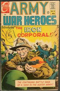Cover Thumbnail for Army War Heroes (Charlton, 1963 series) #22