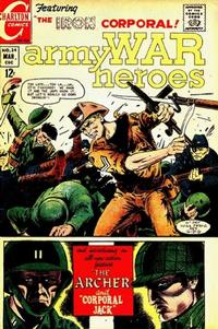 Cover Thumbnail for Army War Heroes (Charlton, 1963 series) #24