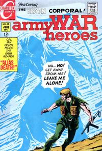 Cover Thumbnail for Army War Heroes (Charlton, 1963 series) #25