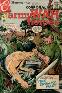 Cover Thumbnail for Army War Heroes (Charlton, 1963 series) #27