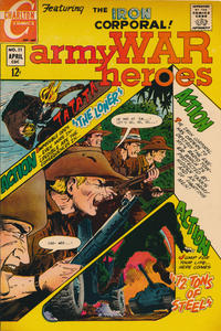 Cover Thumbnail for Army War Heroes (Charlton, 1963 series) #31