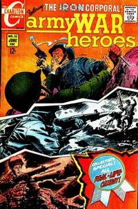 Cover Thumbnail for Army War Heroes (Charlton, 1963 series) #32