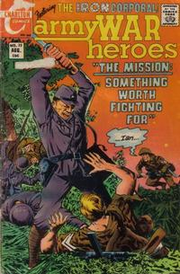 Cover Thumbnail for Army War Heroes (Charlton, 1963 series) #33