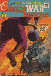Cover Thumbnail for Army War Heroes (Charlton, 1963 series) #34