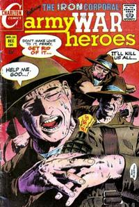 Cover Thumbnail for Army War Heroes (Charlton, 1963 series) #35