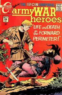 Cover Thumbnail for Army War Heroes (Charlton, 1963 series) #36