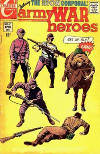 Cover Thumbnail for Army War Heroes (Charlton, 1963 series) #37