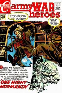Cover Thumbnail for Army War Heroes (Charlton, 1963 series) #38