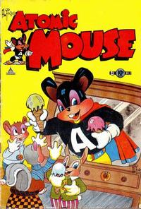 Cover Thumbnail for Atomic Mouse (Charlton, 1953 series) #2