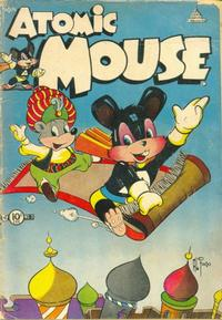 Cover Thumbnail for Atomic Mouse (Charlton, 1953 series) #3