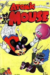 Cover Thumbnail for Atomic Mouse (Charlton, 1953 series) #5