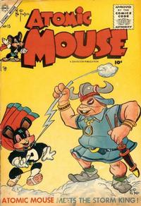 Cover Thumbnail for Atomic Mouse (Charlton, 1953 series) #15