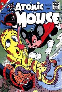 Cover Thumbnail for Atomic Mouse (Charlton, 1953 series) #25