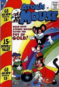 Cover Thumbnail for Atomic Mouse (Charlton, 1953 series) #26