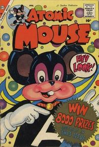 Cover Thumbnail for Atomic Mouse (Charlton, 1953 series) #30