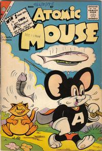 Cover Thumbnail for Atomic Mouse (Charlton, 1953 series) #35