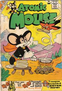 Cover Thumbnail for Atomic Mouse (Charlton, 1953 series) #36