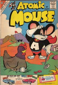 Cover Thumbnail for Atomic Mouse (Charlton, 1953 series) #39