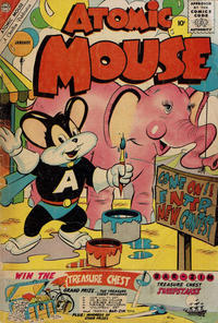 Cover Thumbnail for Atomic Mouse (Charlton, 1953 series) #40