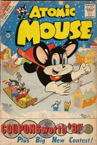 Cover Thumbnail for Atomic Mouse (Charlton, 1953 series) #41