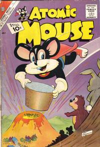 Cover Thumbnail for Atomic Mouse (Charlton, 1953 series) #43