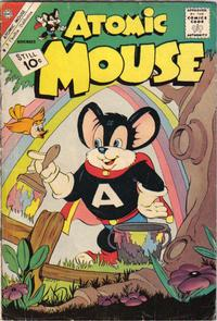 Cover Thumbnail for Atomic Mouse (Charlton, 1953 series) #45
