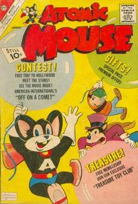 Cover Thumbnail for Atomic Mouse (Charlton, 1953 series) #46