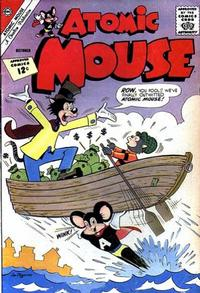 Cover Thumbnail for Atomic Mouse (Charlton, 1953 series) #50
