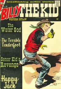 Cover Thumbnail for Billy the Kid (Charlton, 1957 series) #9