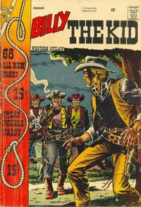 Cover Thumbnail for Billy the Kid (Charlton, 1957 series) #11
