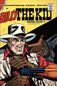 Cover Thumbnail for Billy the Kid (Charlton, 1957 series) #12
