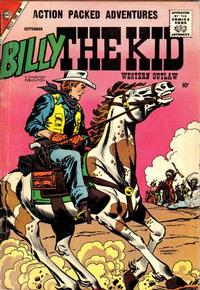 Cover Thumbnail for Billy the Kid (Charlton, 1957 series) #13