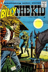 Cover Thumbnail for Billy the Kid (Charlton, 1957 series) #14